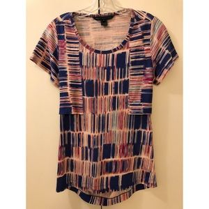 Marc by Marc Jacobs Open Back Shirt Size Medium